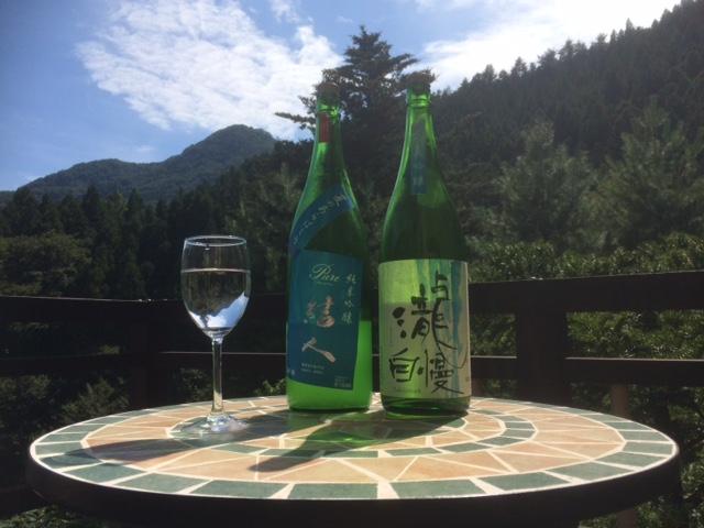 残暑に合う日本酒