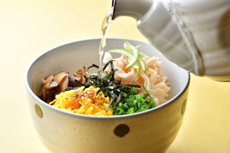奄美大島名物「鶏飯」ランチ