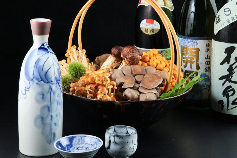 秋料理のイメージ写真